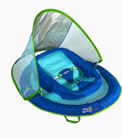 1. SwimWays Infant Spring Float