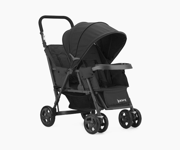 Joovy® Caboose Too Graphite Stand-On Tandem Stroller