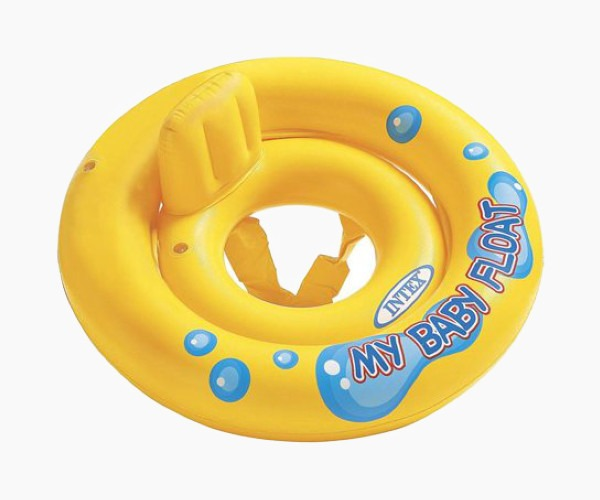 2. Intex My Baby Float