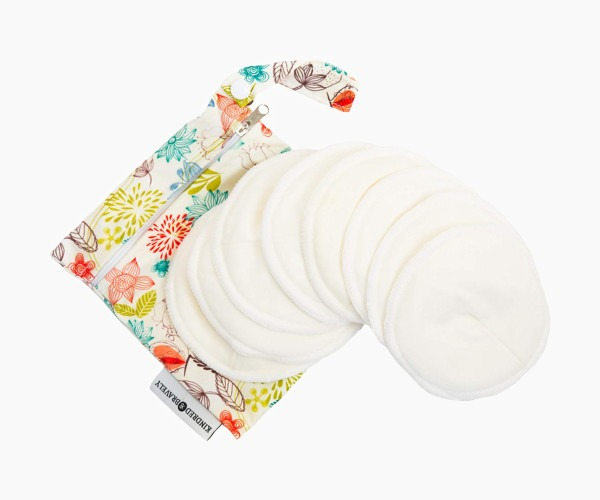 2. Kindred Bravely Washable Organic Nursing Pads