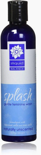 2. Sliquid Splash Gentle Feminine Wash