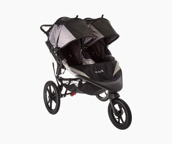 Baby Jogger Summit X3 Double Jogging Stroller