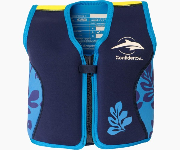 4. Konfidence the Original Children's Swim Jacket