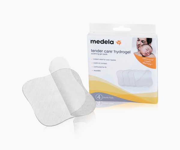 4. Medela Soothing Gel Pads for Breastfeeding