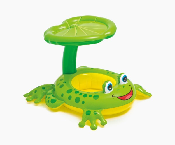 5. Intex Froggy Friend Baby Float