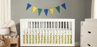 Best Small Mini Baby Cribs