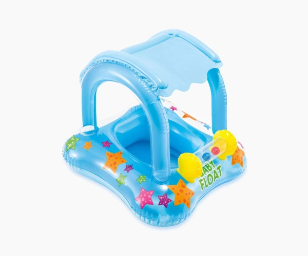 7. Intex My Baby Kiddie Float Tube Raft