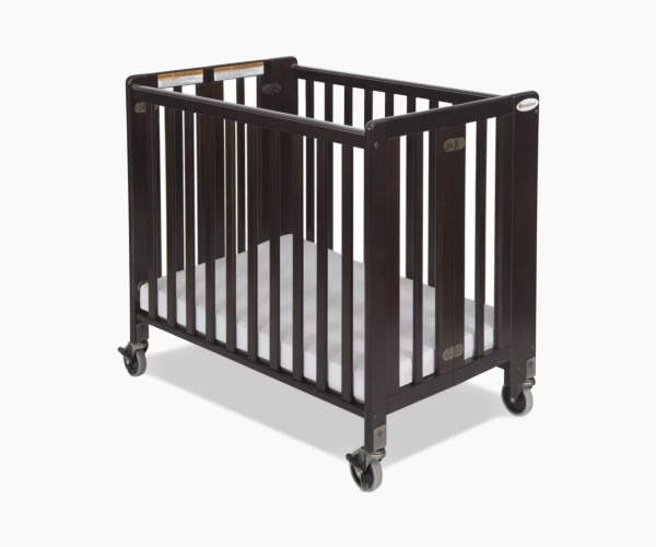 Foundation's Hideaway Folding Crib