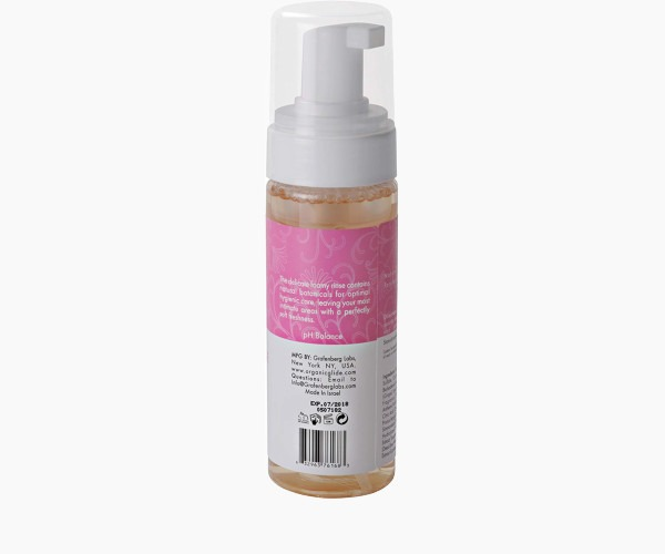 8. Organic Glide Probiotic Feminine Body Wash