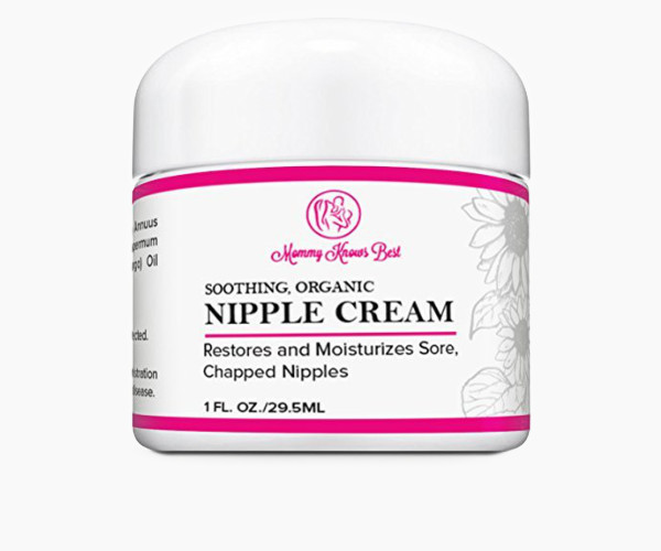 9. Mommy Knows Best - Nipple Cream for Breastfeeding Mums