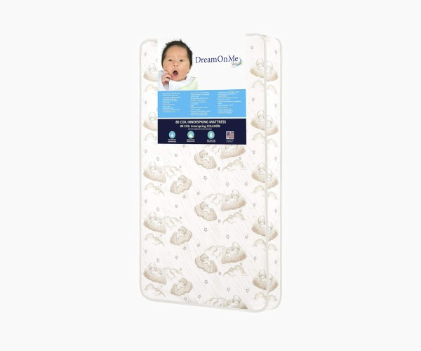 Dream On Me Spring Crib Mattress