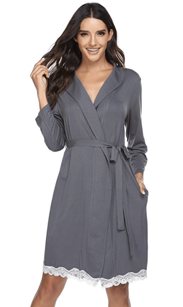 9. AVIDLOVE WOMENS ROBE