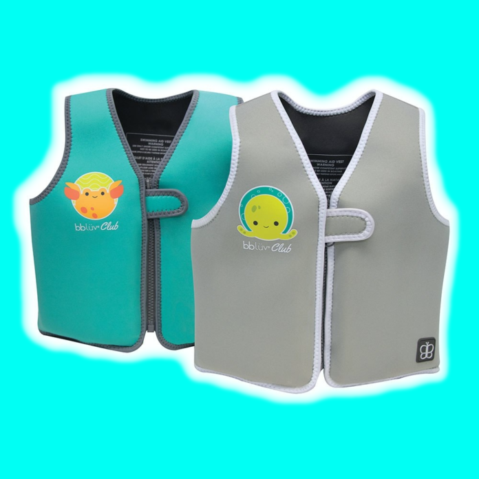BEST TODDLERS SWIM VEST§