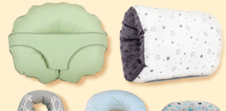 Best Breast Feeding Pillows