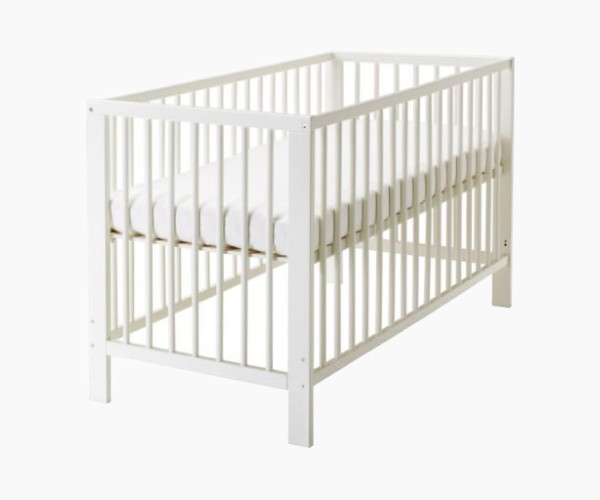 1. Ikea Gulliver Convertible Crib Review