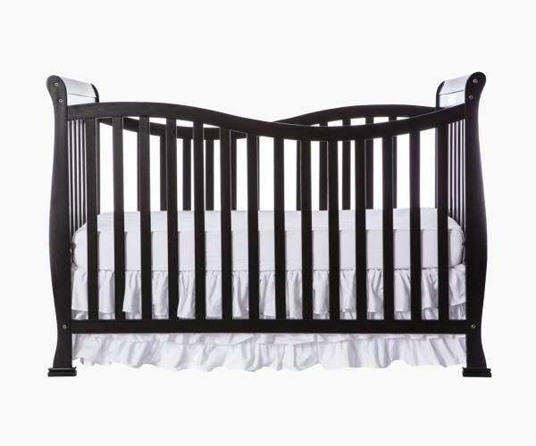 13. Dream On Me Violet 7 in 1 Convertible LifeStyle Crib
